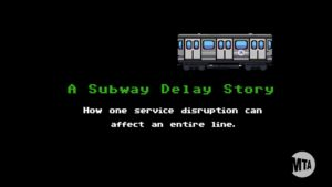 En Subway Delay Story