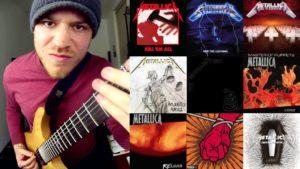 Alle Metallica Songs i 4 Referat