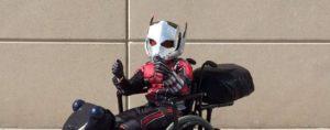 Das wohl erfinderischste Ant-Man Cosplay aller Zeiten