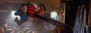 Aska Vs. Evil Dead: Amazon Prime dansar i tyska med djävulen