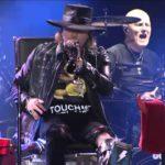 Axl / DC est loué partout, pour moi, il sonne comme si covern Guns'n'Roses AC / DC