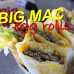 Big Mac Loempia