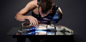 De bionische arm uit Metal Gear Solid wordt werkelijkheid