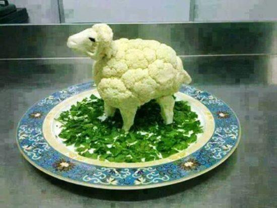 Hvor usikker en vegansk