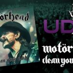 """Bomber""-Live video from Motörhead ""Clean Your Clock""-DVD releases"