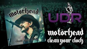 """""""Bomber""""-Live-Video von Motörheads """"Clean Your Clock""""-DVD veröffentlicht"""