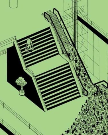 Brecht Vandenbrouckes digitais Gesellschaftskritik