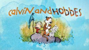 Calvin & Hobbes - Art Before Commerce
