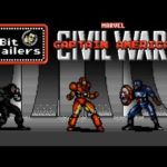 Captain America: Civil War – 8-Bit Trailer