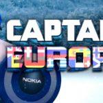 kaptajn Europa