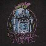 R2-D2 punky cibernético