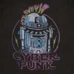 R2-D2 cyberpunk