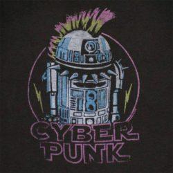 R2-D2 punk do Cyber