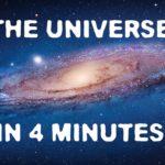 evren içinde 4 Dakika