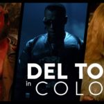 Del Toro in Colors