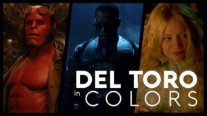 Del Toro in Colors