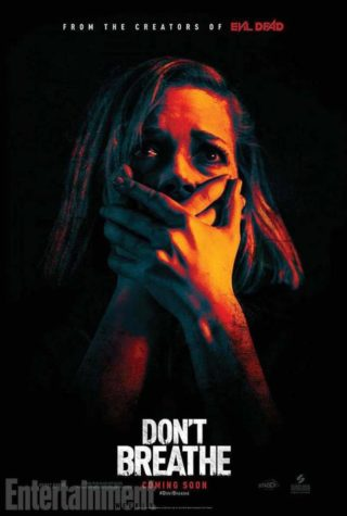 Do not Breathe - Poster