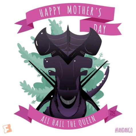 Happy Mother's Day - Vreemd
