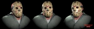 Vendredi 13: The Game - aspect sanglant pour Jason