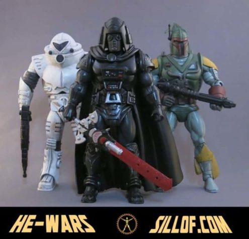 He-Wars: Knights of the Galaxy