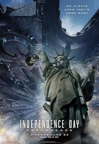 Independence Day 2: Recurring - The end of the world on posters