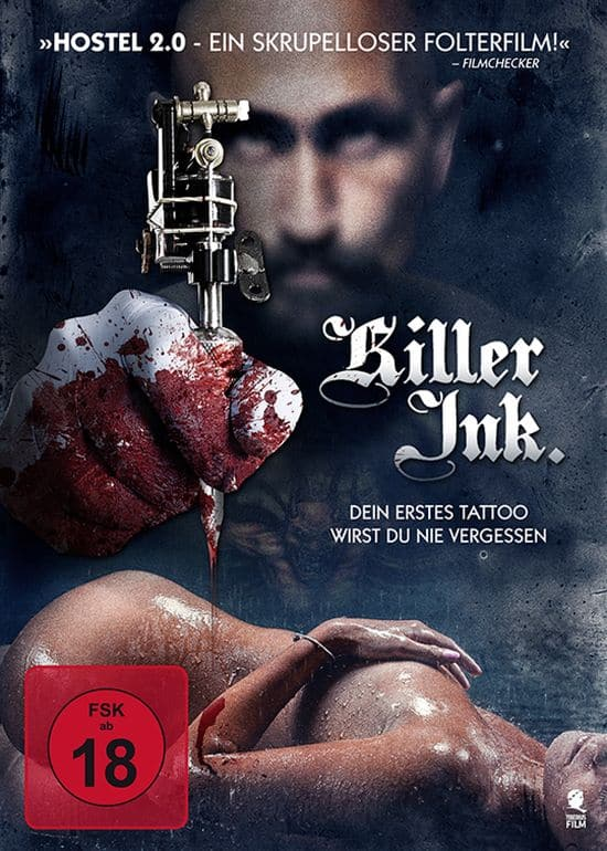 Killer Ink: Your first tattoo you'll never forget - Poster