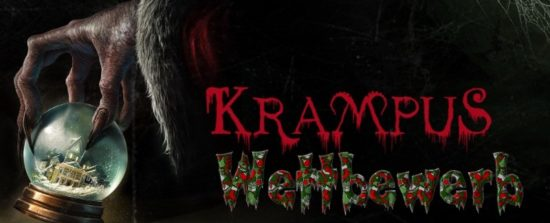 Grosser Krampus Blu-ray competition