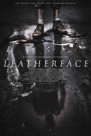 Leatherface - Plakat