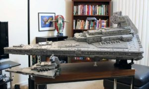LEGO Star Destroyer: ISD Tyrant