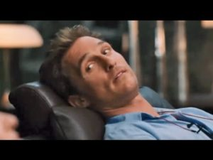 Matthew McConaughey Makes Noises