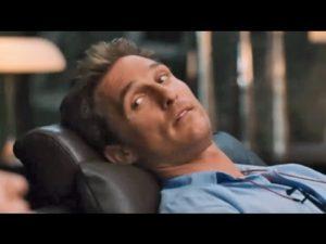 Matthew McConaughey Tekee Noises