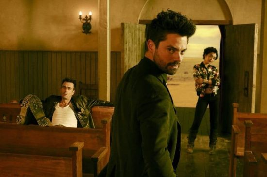 Preacher: Tomorrow is the German series premiere
