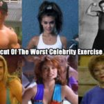 Celebrity workout video's