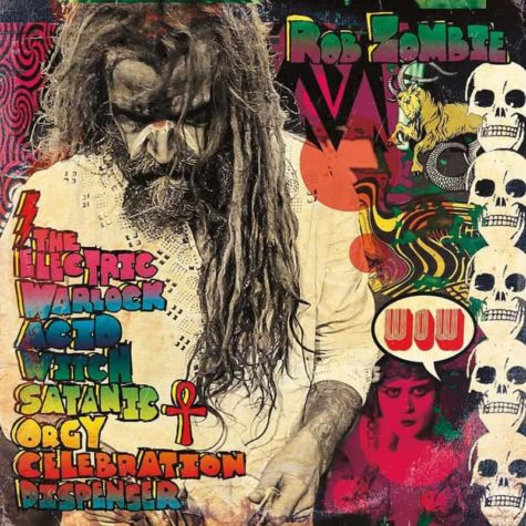 Album anmeldelse: Rob Zombie - The Electric Warlock Acid Witch Satanic Orgy Celebration Enser