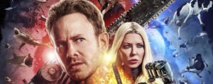 Sharknado: The 4th Awakens - Posters and airdate