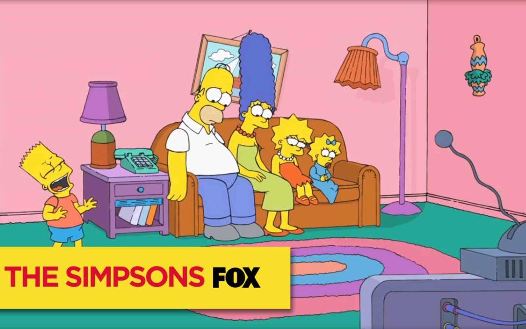 Animoitu Simpsons porno