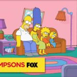 Simpsons Disney-stil Couch Gag