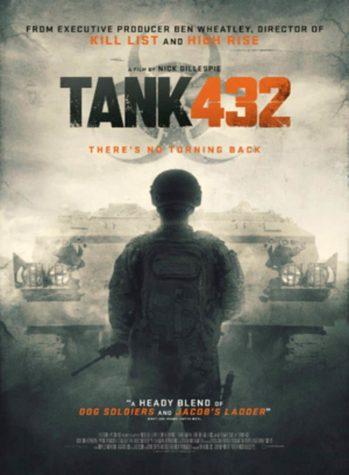 Tanque 432 - cartaz