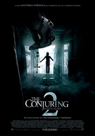 Il Conjuring 2 - Poster