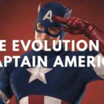 Evolution of Captain America in Television & Elokuva