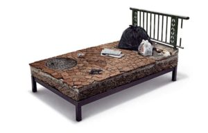 The Homeless Bed Collection