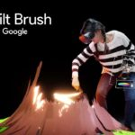 Kallista Brush: Virtual Reality maali ohjelma Google