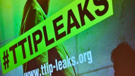 TTIPleaks: Hemmelige TTIP dokumenter til download