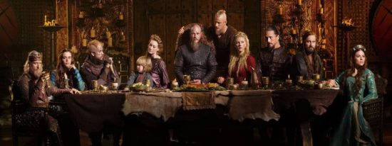 Vikings Sæson 4 starter 15. Juni Amazon Prime