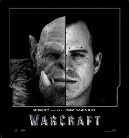 Warcraft acteur Side by Side met hun CGI personages