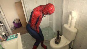 Wenn Thor Spider-Man einen Streich spielt