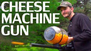 Hoe maak je een kaas-ball Machine Gun maken