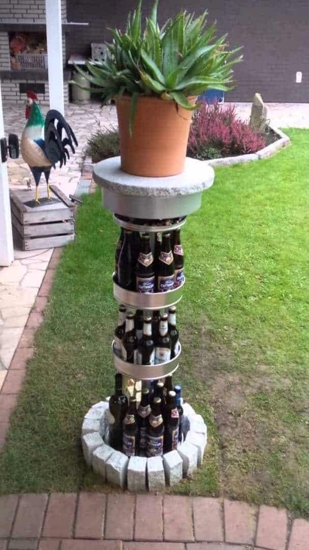 Wie Man Einen Bier Kühlschrank Im Garten Versteckt Dravens Tales
