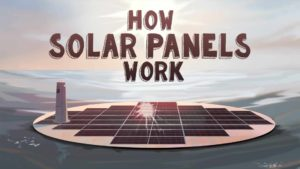 Wie Solarzellen funktionieren