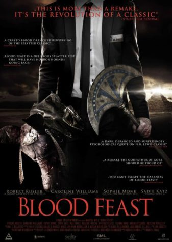 Blood Feast - Poster